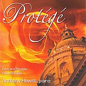 Prot&eacute;g&eacute; - Liszt, Reubke: Piano Sonatas / Anthony Hewitt