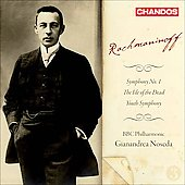 Rachmaninov: The Isle of the Dead Op 29,