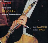 Reissiger: Works for Clarinet and Piano / Magistrelli, Bracco