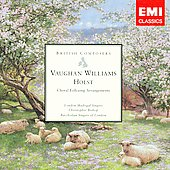 British Composers - Vaughan Williams, Holst: Choral Folksong Arrangements / Gibson, Royal PO, et al