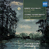 Stephen Cary sings Schumann, Beethoven