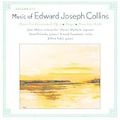 Music of Edward Joseph Collins Vol 8 / Polonsky, Sykes, Michaels, et al
