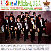 Various Artists: All-Stars of Polkaland, USA