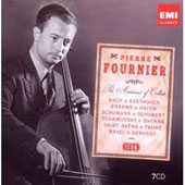 Icon: Pierre Fournier - The Aristocrat of Cellists