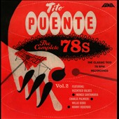Tito Puente: The Complete 78s, Vol. 2