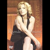 Rhonda Vincent: Ragin' Live [DVD]