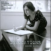 Dalit Warshaw, theremin: Invocations