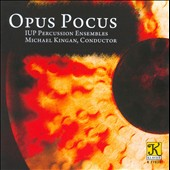 Opus Pocus / Music for percussion, steel band