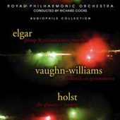 The Ultimate Last Night of the Proms / Elgar: Pomp & Circumstances Marches; Vaughn-Williams: Fantasia on Greensleeves; Holst: The Planets - Jupiter