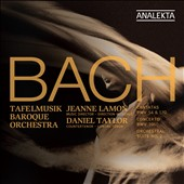 Bach: Cantatas Nos. 54 & 170, et al. / Daniel Taylor, countertenor; Tafelmusik