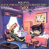 Bolling: Suite for Flute & Jazz Piano no 2 / Rampal, Bolling
