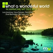Various Artists: My Jazz: What a Wonderful World