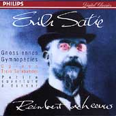 Satie: Gnossiennes, Gymnop&#233;dies, etc / Reinbert de Leeuw