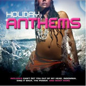 Various Artists: Holiday Anthems