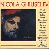 Nicola Ghiuselev - Verdi, Wagner, Bellini, Mozart, et al