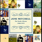 Joni Mitchell: The Studio Albums 1968-1979 [Box] [Limited]