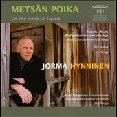 Folksongs by Toivo Kuula (1883-1918)On The Fields of Tapiola / Jorma Hynninen, baritone