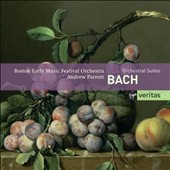 Bach: The Orchestral Suites / Boston Early Music Orhcestra, Parrott