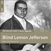 Blind Lemon Jefferson: The Rough Guide to Blind Lemon Jefferson [Digipak] *