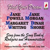 Dinah Shore/Jane Morgan/Jane Powell/Margaret Whiting: Find Your Dream *