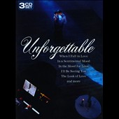 Various Artists: Unforgettable [Mood] [Digipak]