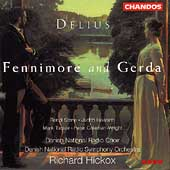 Delius: Fennimore and Gerda / Hickox, Stene, Howarth, et al