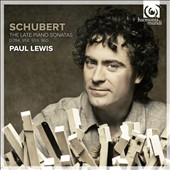 Schubert: Piano Sonatas D784, D958, D959 & D960 / Paul Lewis, piano