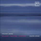 Midsummer Phantasy: Piano Quartet Music of Purcell, Bridge and Penard / Ensemble Contraste