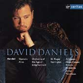 Handel: Operatic Arias / David Daniels, R. Norrington, et al