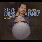 Steve Johns (Drummer): Family [Digipak]