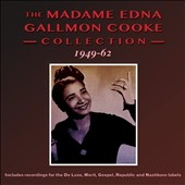 Madame Edna Gallmon Cooke: The Madam Edna Gallmon Cooke Collection 1949-1962