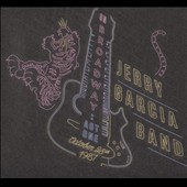 Jerry Garcia: On Broadway: Act One - October 28th, 1987 *