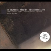 Brahms: A German Requiem / Flemish Radio Choir, Brussels Philharmonic, Hervé Niquet