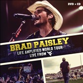 Brad Paisley: Life Amplified World Tour: Live From WVU *