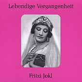 Lebendige Vergangenheit - Fritzi Jokl, Maria Gerhart