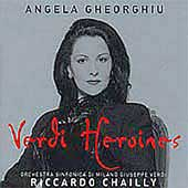 Verdi Heroines / Gheorgiu, Chailly, Giuseppe Verdi SO Milan