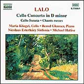 Lalo: Cello Concerto in D minor, etc / Kliegel, Glemser