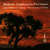 Beethoven: Symphony no 9 / Leibowitz, Royal Philharmonic