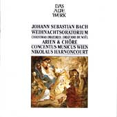 Bach: Christmas Oratorio / Harnoncourt, Concentus Musicus