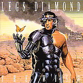 Legs Diamond (Metal): The Wish [Remaster]