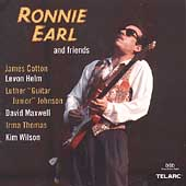 Ronnie Earl: Ronnie Earl and Friends