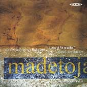 Madetoja: Orchestral Works Vol 4 / Arvo Volmer, Oulu SO