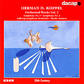 Koppel: Orchestral Works Vol 2 / Atzmon, Aalborg SO