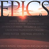 Erich Kunzel (Conductor): Epics