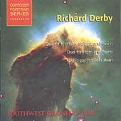 Richard Derby: Chamber Music