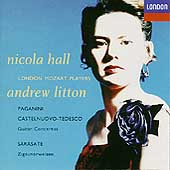 Nicola Hall, Andrew Litton, London Mozart Players