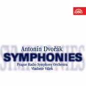 Dvorák: Symphonies no 1-9 / Válek, Prague Radio SO