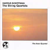Harold Schiffman: String Quartets / The Auer Quartet