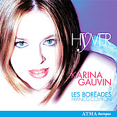Hyver / Karina Gauvin, Les Bor&#233;ades