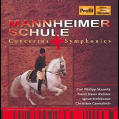 Mannheimer Schule - Concertos & Symphonies